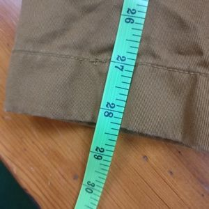 J. Crew Pants - J. Crew The Driggs Men's Chinos Tan  Khaki Pants